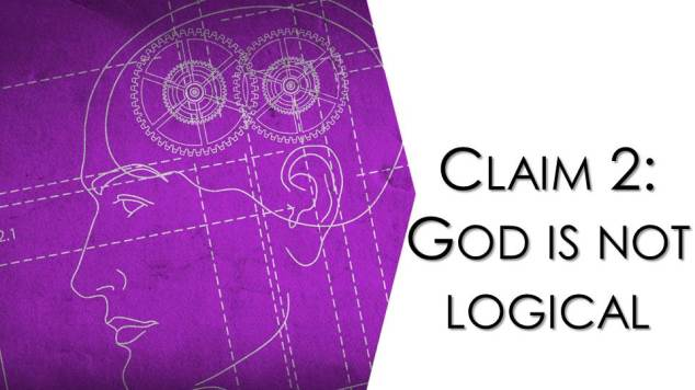 blog - God is Not Logical