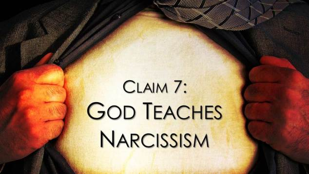 blog - God Teaches Narcissism