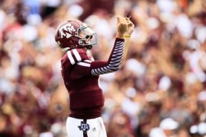 NCAA Football: Rice at Texas A&M