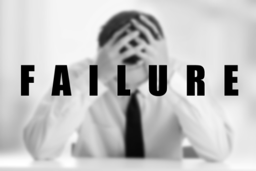 blog - failure