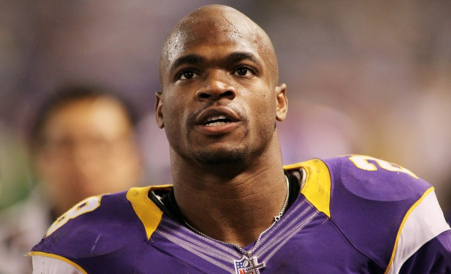 blog - Adrian Peterson