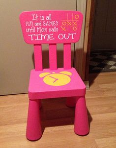 blog - tiny chair
